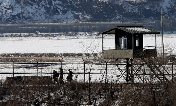North Korea's military warns that troops have aimed artillery at seven South Korean media groups to express outrage over crit