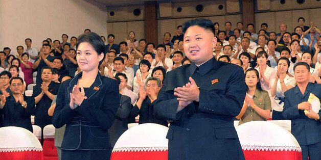 (FILES) This file picture taken on July 6, 2012 by North Korean official Korean Central News Agency and released on July 9 sh