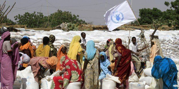 TO GO WITH AFP STORY BY ABDELMONEIM ABU IDRIS ALI 