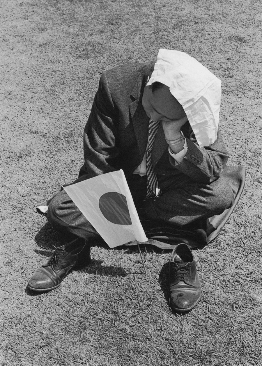 Tokyo, 1962.