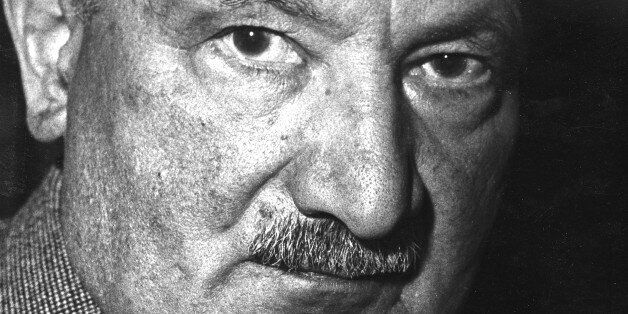 Portrait of German philosopher Martin Heidegger (1889 - 1976), 1958. (Photo by Fred Stein Archive/Archive Photos/Getty Images