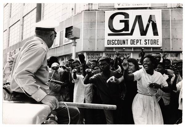 Charles Moore, Birmingham, 1963