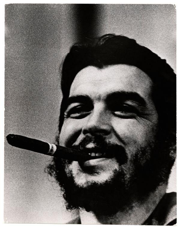Osvaldo Salas, Che Guevara