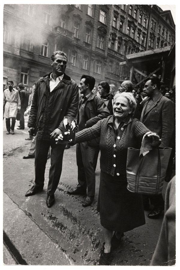 Hilmar Pabel, Czechoslovakia Invasion, 1968