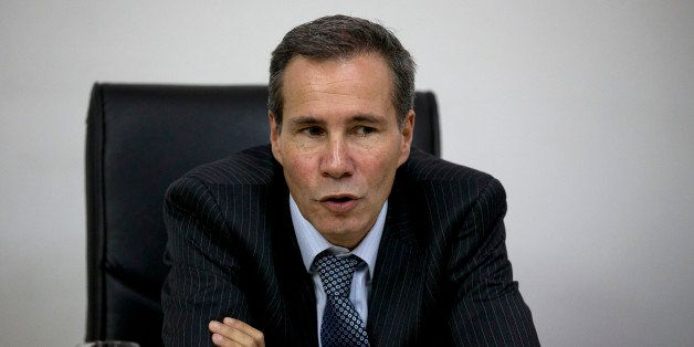 In this May 29, 2013 photo, Alberto Nisman, the prosecutor investigating the 1994 bombing of the Argentine-Israeli Mutual Ass