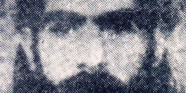 FILE - This undated photo shows the rarely photographed Taliban supreme leader Mullah Omar. Richard Bassett, the U.N.'s chief