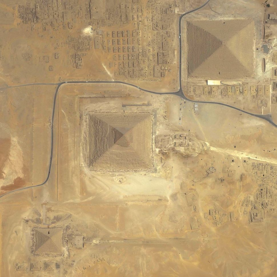 <strong>Great Pyramids of Giza</strong>