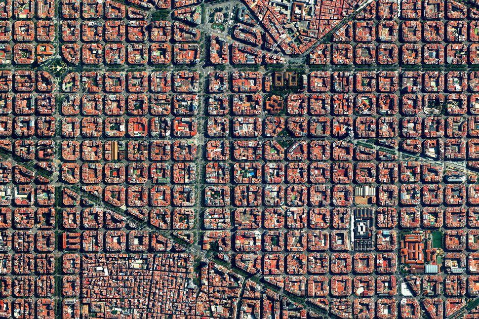 <strong>Eixample, Barcelona</strong>