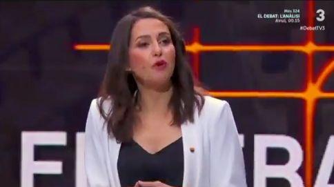 Las redes comparan la actitud de Arrimadas con Rivera: no es para