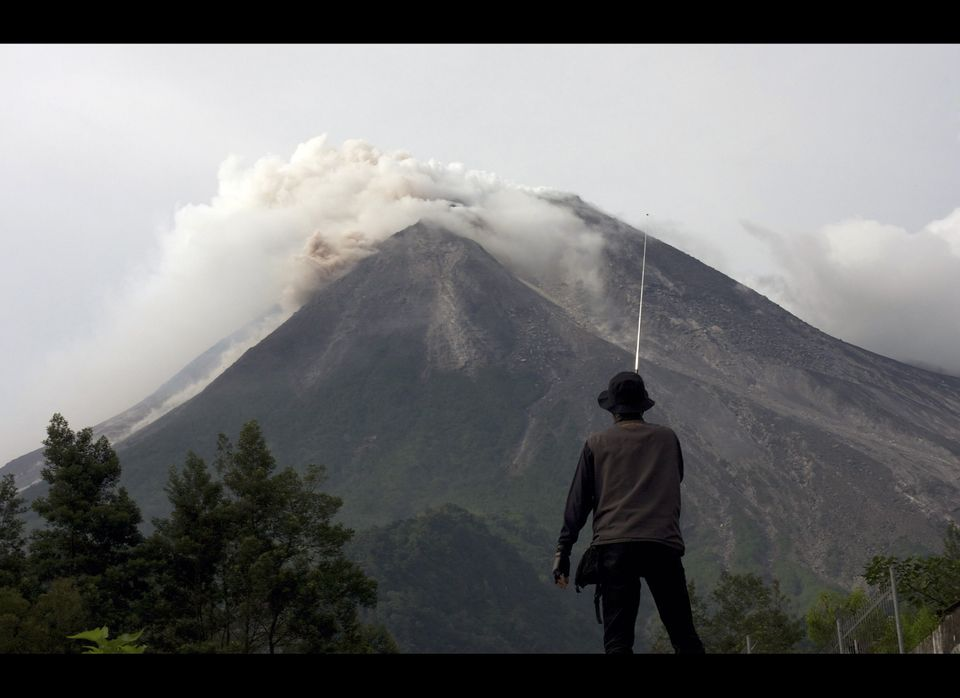 Scientists fear that Merapi's 2010 eruption could be the start of one of the mountain's most powerful blasts in years.
