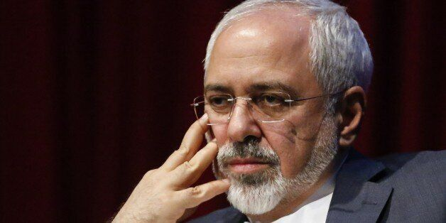 Mohammad Javad Zarif, Foreign Minister of the Islamic Republic of Iran attends a public event at New York University Kimmel C