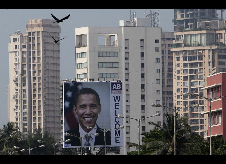 Obama is scheduled to arrive in Mumbai on Nov. 6, where he will meet with local business leaders.
