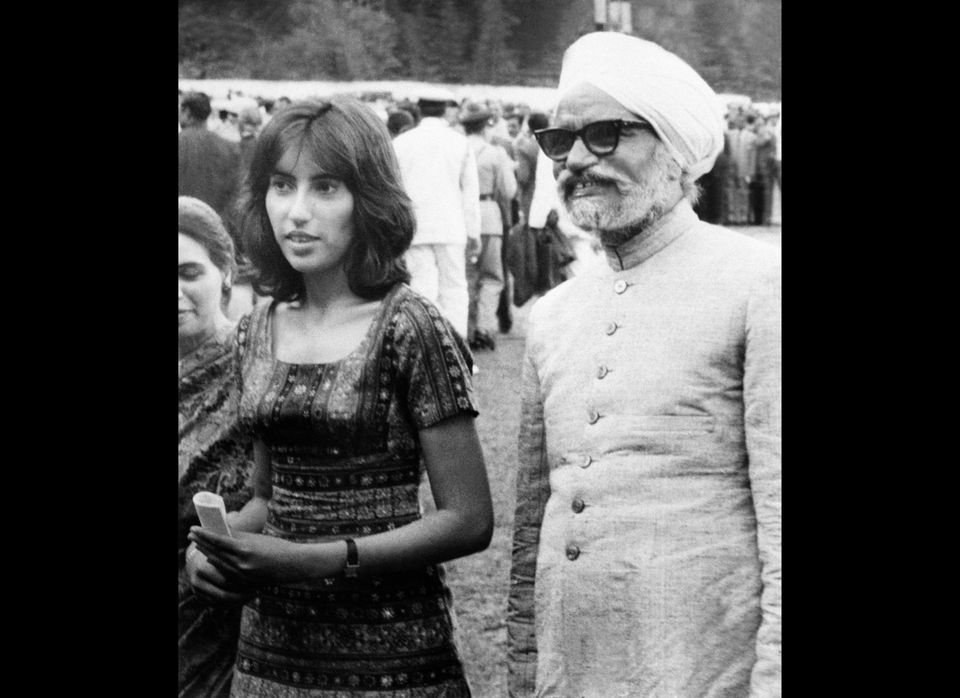 After spending her childhood in Pakistan and embarking on her higher eduction at Harvard, Bhutto is elected president of the