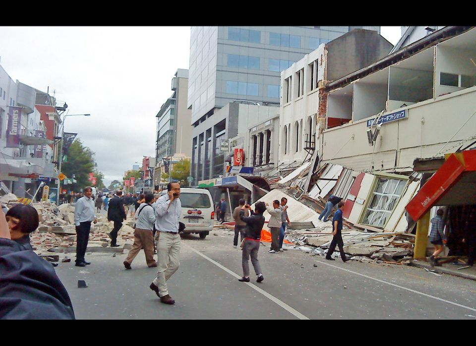 The powerful earthquake struck one of New Zealand's biggest cities in 2011 at the height of a busy workday, toppling tall bui