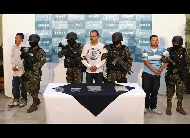 Mexico Drug War: Facts About 'Los Zetas' Drug Cartel (PHOTOS