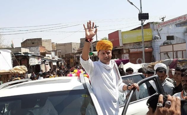A Battle Of Prestige In Jodhpur: Will Vaibhav Gehlot Defeat Gajendra Singh