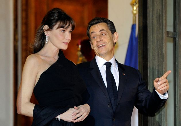 Sarkozy Threatened To Smash The Face Of Editor After Carla Bruni Maneater Remarks New Biography Claims Huffpost