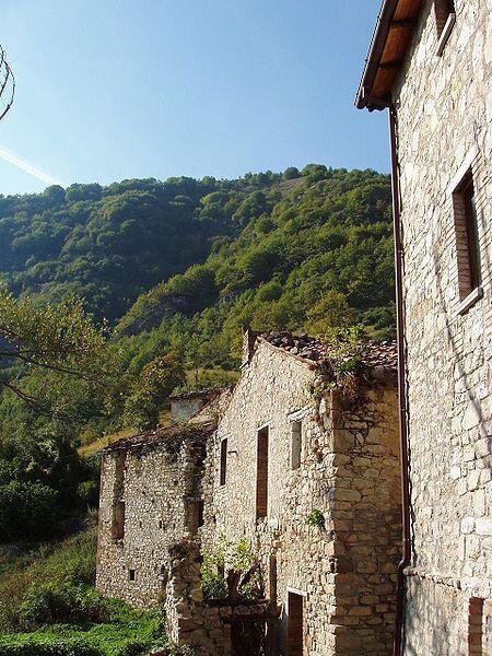 Valle Piola, Medieval Italian Village, On Sale For $782,040