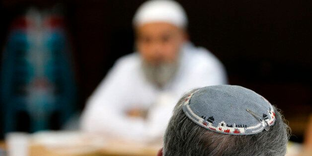 Interfaith And Lay Dialogue In Ali Mosque. (Photo by: BSIP/UIG via Getty Images)