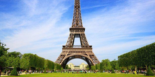 Eiffel Tower, symbol of Paris