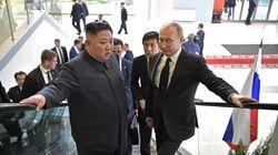 Putin y Kim mantienen un diálogo