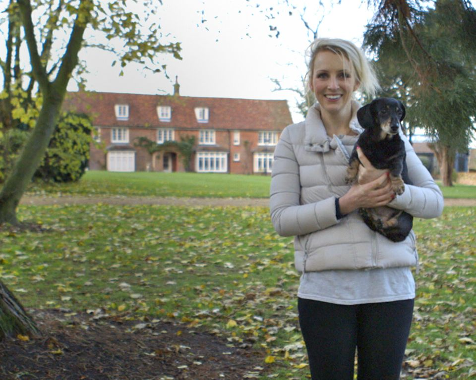 Britain's first cloned dog has been born after a test tube procedure, a television programme will reveal. The tiny dachshund