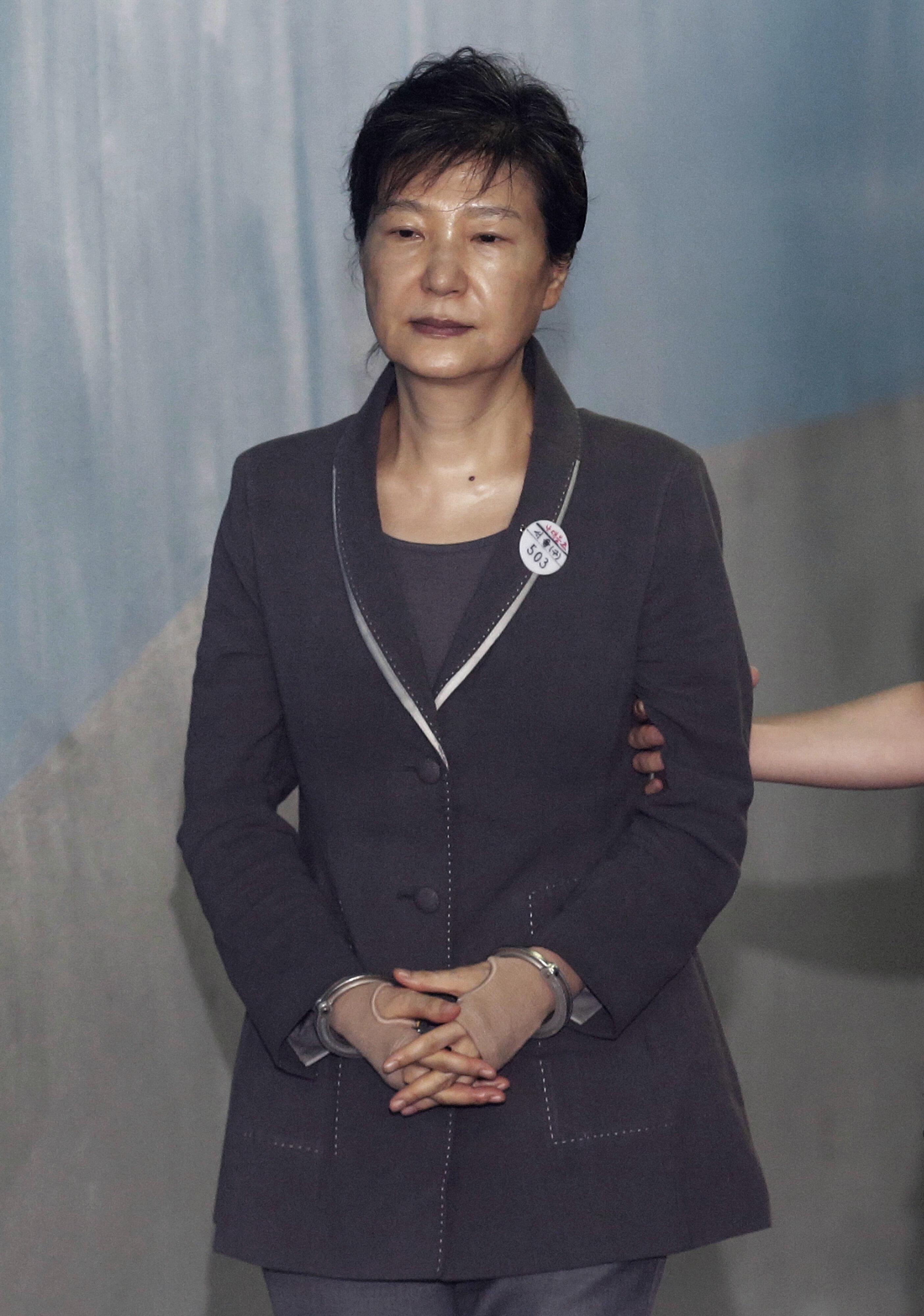 박근혜 전 대통령의 형집행정지 신청이