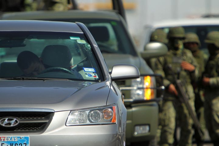 Mexico Drug Smugglers Planting Marijuana In Commuter's Cars