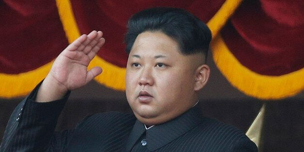 In this Oct. 10, 2015, file photo, North Korean leader Kim Jong Un salutes at a parade in Pyongyang, North Korea. It's a si