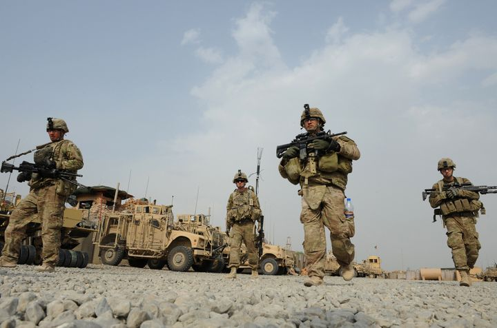 82nd Airborne Paratroopers Unhappy With Iraq, Afghanistan Troop