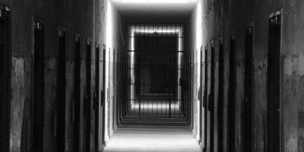 Interiors Of A Prison