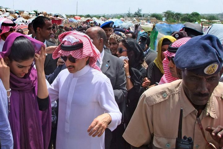 Saudi Prince Alwaleed's Alarab to Be to the Right of Al