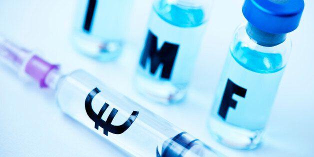 Euro debt crisis vaccine.