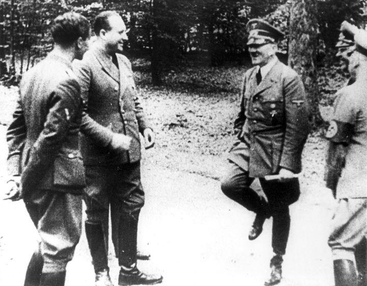 Hugo Boss: Hitler's Tailor? German Fashion House Tries To