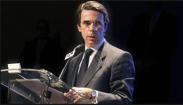 Aznar, sobre Rivera: