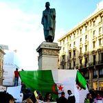 Les Algériens d'Italie apportent leur soutien au mouvement populaire en