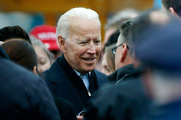 ΗΠΑ: Ο Τζο Μπάιντεν ανακοίνωσε την υποψηφιότητα του για τις προεδρικές εκλογές του