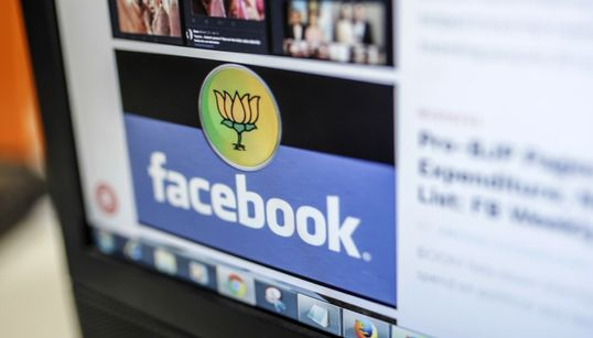 Online Ad Spend Shows BJP Pouring Cash To Fend Off Regional