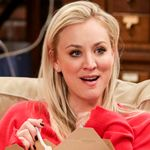 Kaley Cuoco Shares Emotional Photos From Final 'Big Bang Theory' Table