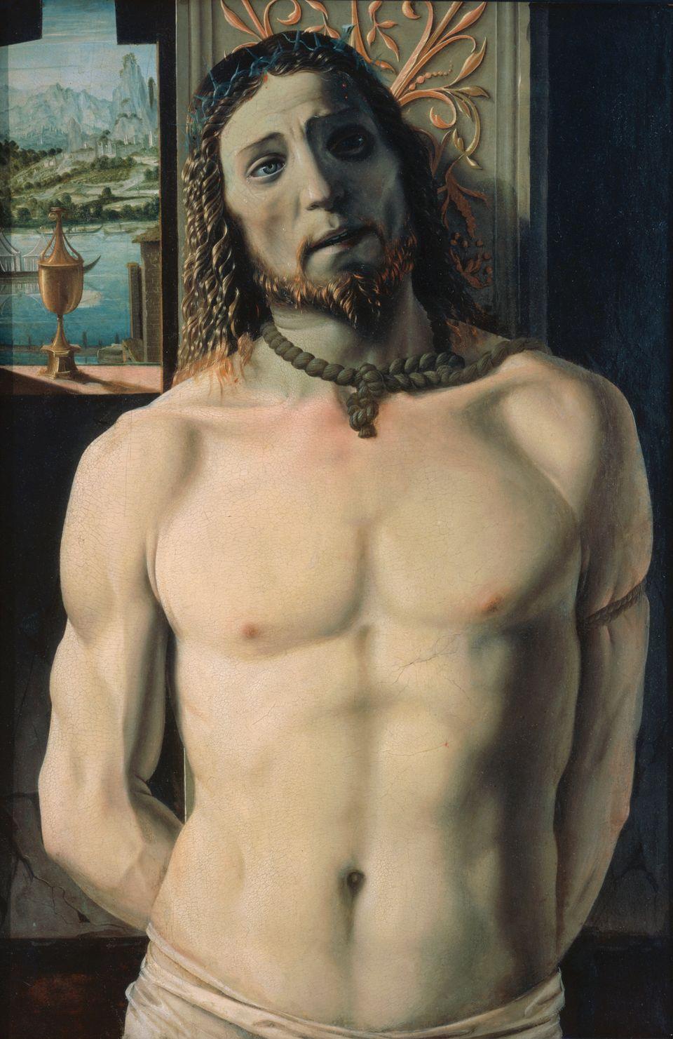 Ντονάτο Μπραμάντε, «Ο Χριστός...