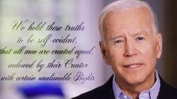 Joe Biden se lance à son tour dans la course à la Maison