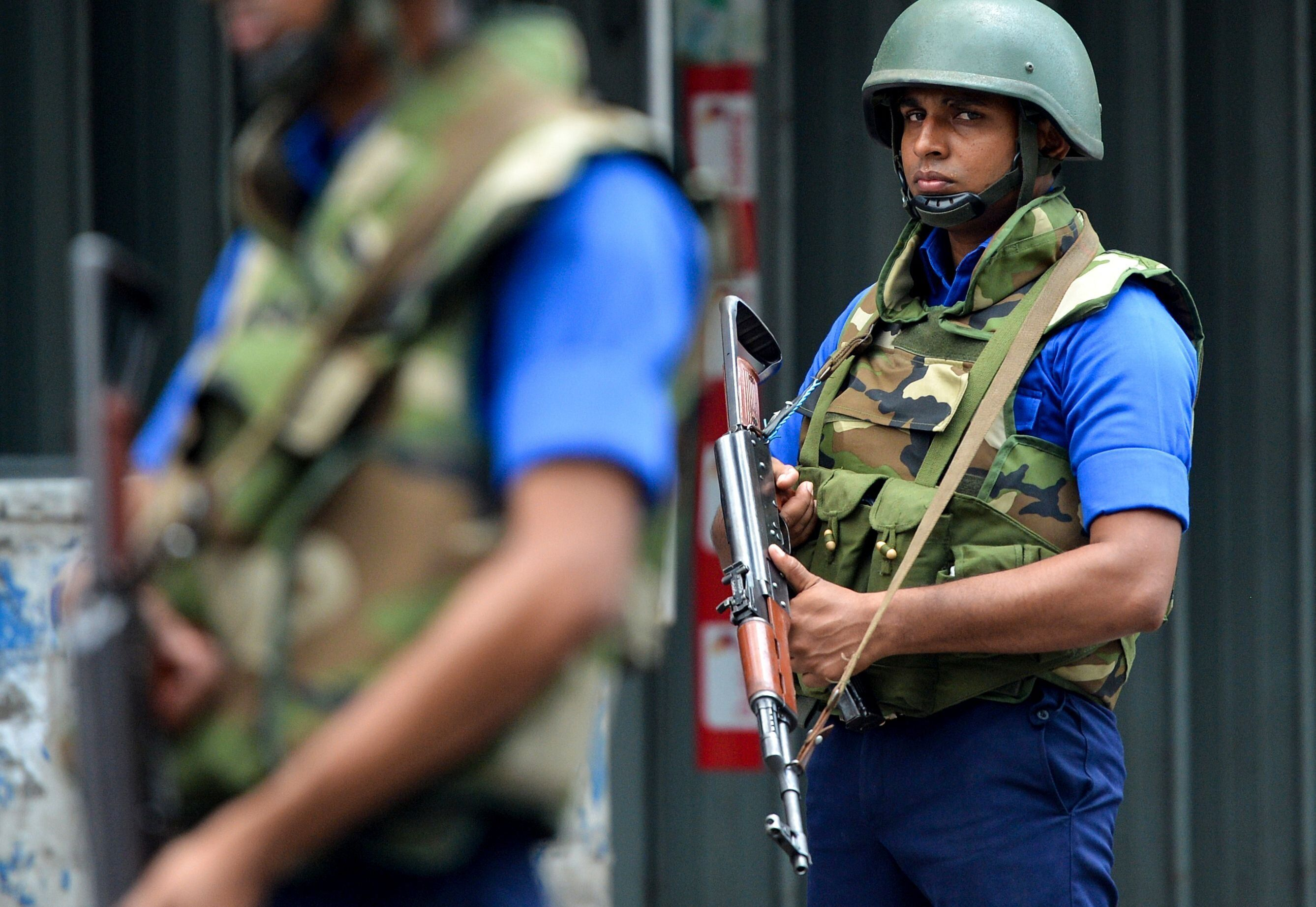 Father Of Sri Lanka Suicide Bombers Arrested On Suspicion Abetting Terror