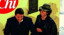 Le foto della cena romantica che Renzi ha organizzato per i 40 anni di
