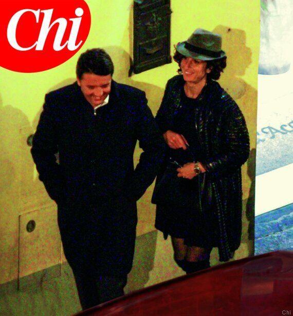 Agnese e Matteo Renzi a cena fuori: una serata romantica per il compleanno della first