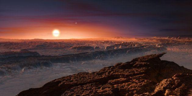 Proxima b, scoperto il pianeta