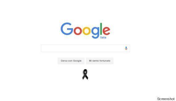 Terremoto Centro Italia, Google e YouTube si vestono a lutto per le vittime del
