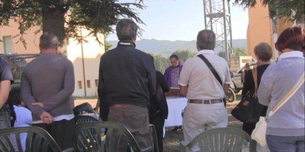 Nunzio Galantino ad Amatrice, decisa messa commemorativa il 30 agosto per le vittime del