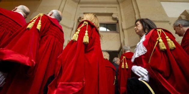 Magistrati in pensione: no al metodo ad