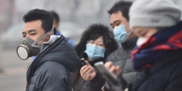 Cina airpocalypse, come