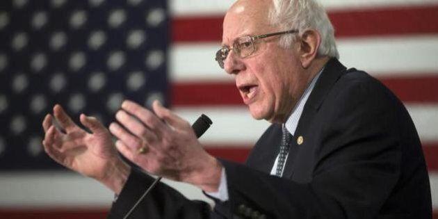 Sanders in marcia con i giovani per cambiare la cultura